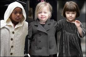 Les parents de ces enfants sont célèbres mais qui sont-ils ?