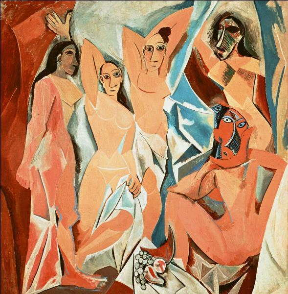 Quel est ce tableau de Pablo Picasso ?