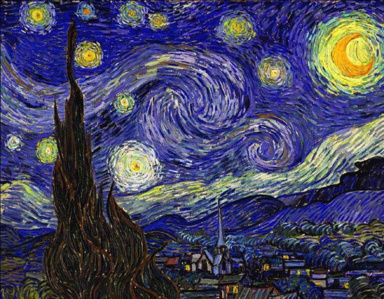 Qui a peint La nuit étoilée ?