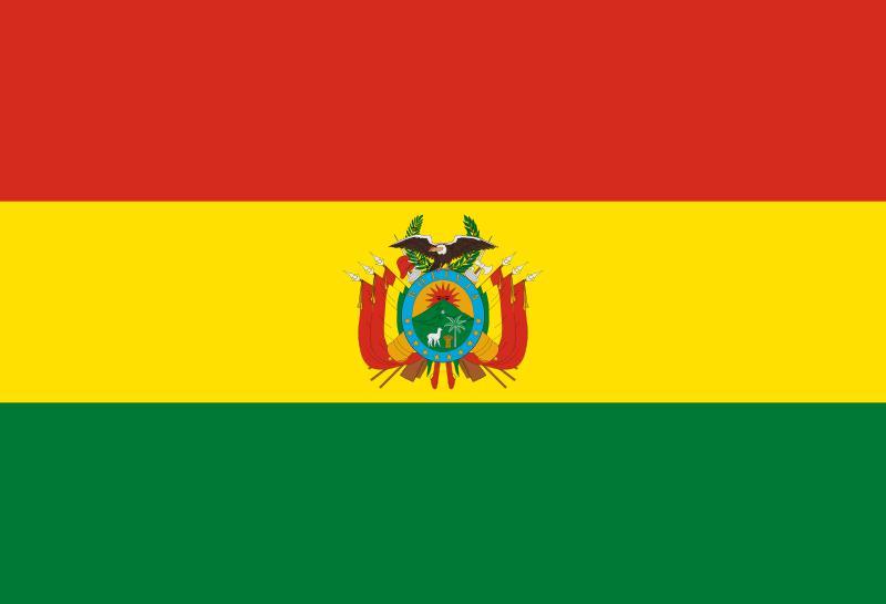 Les capitales - les États du Nigeria (2) et départements de Bolivie