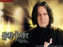Harry Potter : spécial Severus Rogue