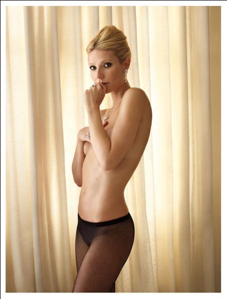 Et que dire de Gwyneth Paltrow ?