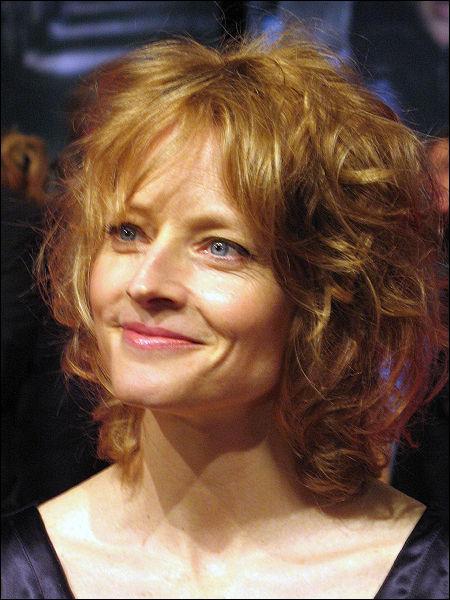 Vous avez bien entendu reconnu Jodie Foster, que vous inspire-t-elle ?