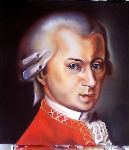 Mozart aussi, avait une passion où il excellait. Savez-vous laquelle ?