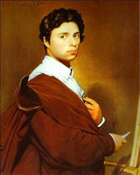 Que faisait Ingres, en plus d'être un peintre reconnu et talentueux ?