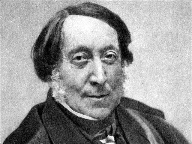 Quelle était l'autre passion de Rossini, où il récoltait aussi force louanges ?