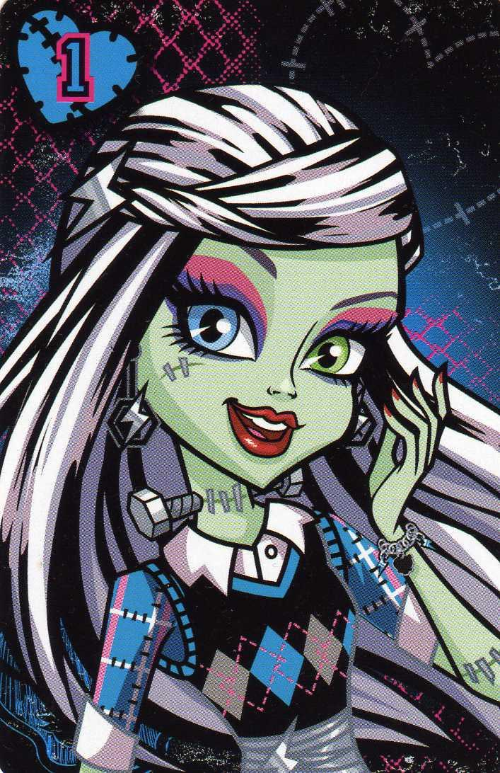 Monster High : 10 questions sur Frankie