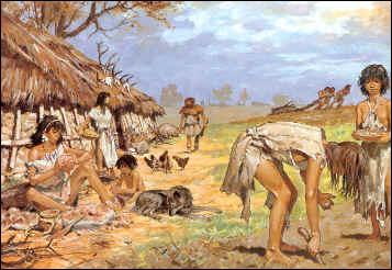 La période de - 10 000 ans à - 3 000 ans correspond à les/la :