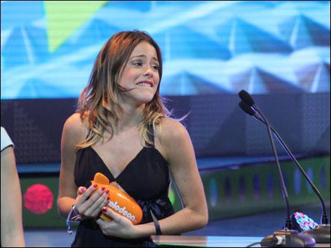 Si oui, quel prix Martina a-t-elle remporté ?
