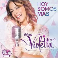 Quand est sorti le premier album de la saison 2 de Violetta ?
