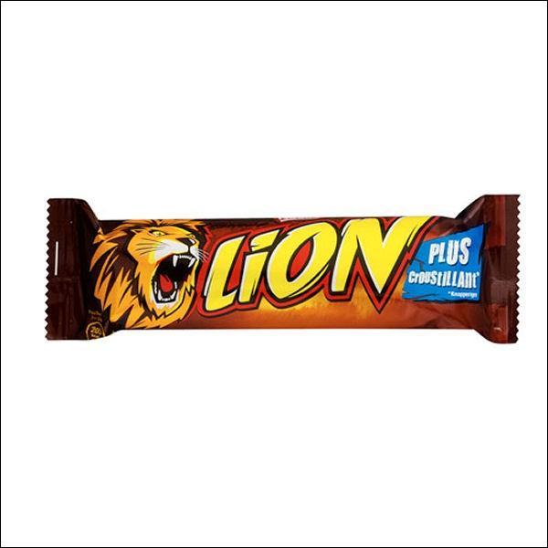 De quoi est composée cette friandise nommée lion ?