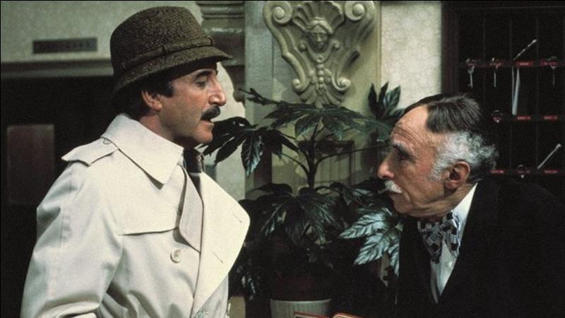 Dans quel film retrouve-t-on l'inspecteur Clouseau ?