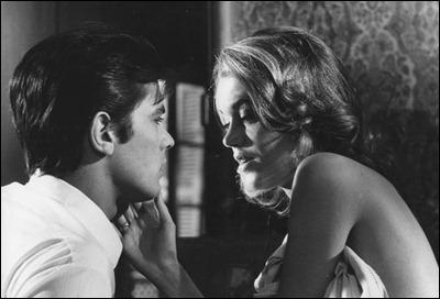 Quel est ce film qui réunit Alain Delon et Jane Fonda ?