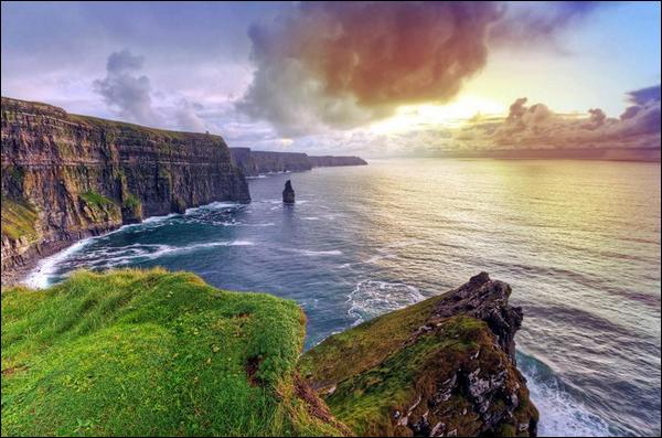 Quel pourcentage de l'Île d'Irlande, qu'elle partage avec l'Irlande du Nord, la République d'Irlande occupe t-elle ?