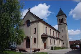 Savez-vous où se situe la commune d'Illzach ?