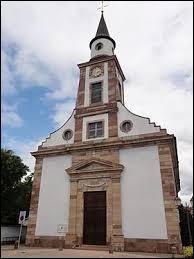 A votre avis, la commune de Souffelweyersheim se situe ...