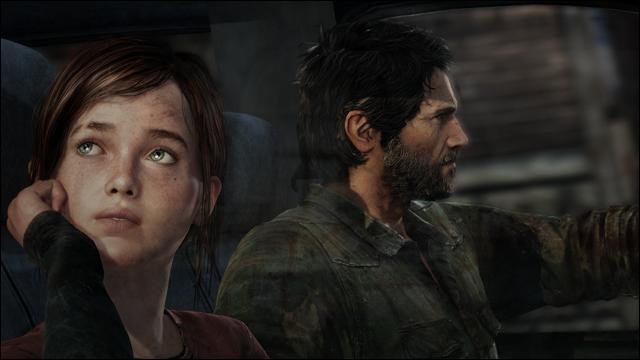 Par qui Joel et Ellie se font-ils attaquer en arrivant en ville ?