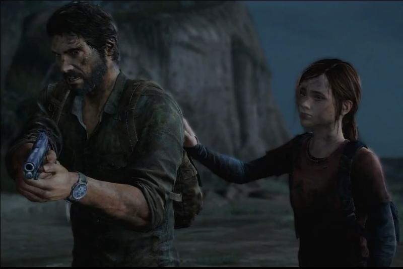 Pourquoi Joel est furieux contre le plus grand à un moment du jeu ?