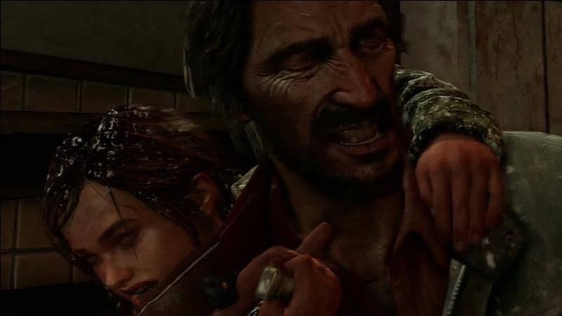 Comment Ellie réussit-elle à le tuer ?
