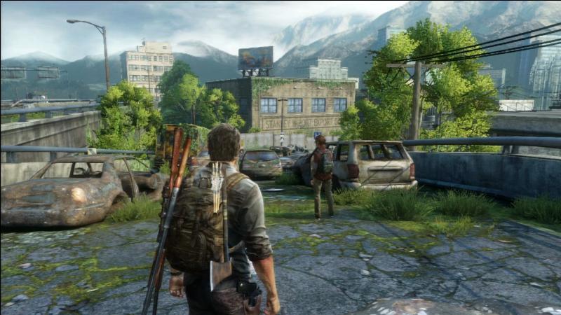 Que donne Ellie à Joel plus tard dans le jeu ?