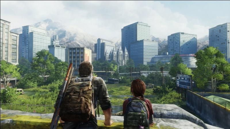 Quels animaux Joel et Ellie croisent-ils ?