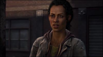 Où Marlène demande-t-elle à Joel et à Tess d'accompagner Ellie ?