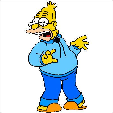 Le père d'Homer son nom est :