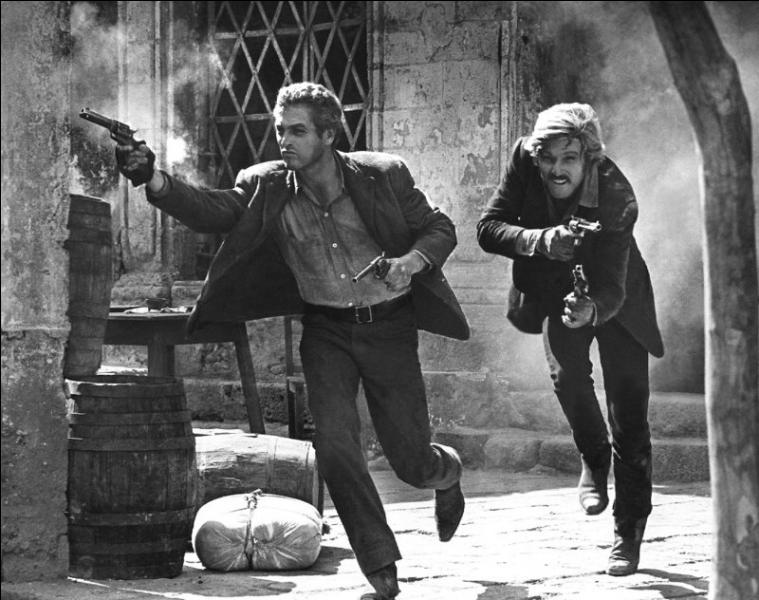 En 1969, Paul Newman et Robert Redford connaissent la gloire avec  Butch Cassidy et le Kid . Par quelle académie du cinéma le western recevra-t-il la distinction de meilleur film ?