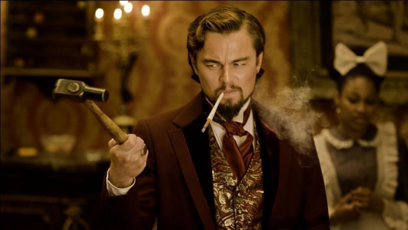 En 2012, Quentin Tarantino donne sa vison du western avec  Django Unchained  mettant en scène Leonardo DiCaprio notamment. Quelle thématique est abordé dans ce western ?