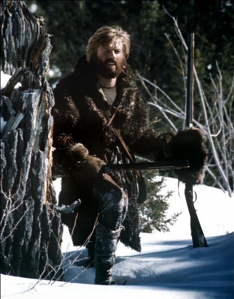 Toujours en 1972, Robert Redford tourne avec Sydney Pollack dans le western  Jeremiah Johnson . Comment s'appelle l'indien présent dans le film et rencontré par Robert Redford ?