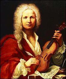 Quel compositeur italien a écrit  Les Quatre saisons  ?