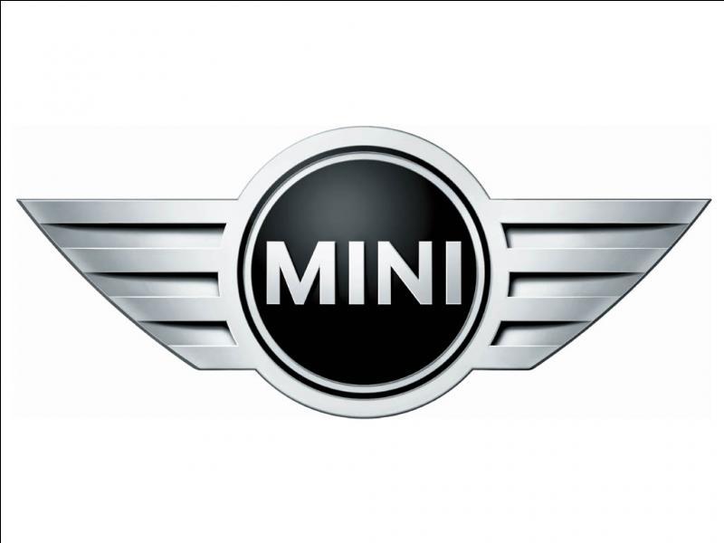 De quel groupe fait partie la marque Mini ?