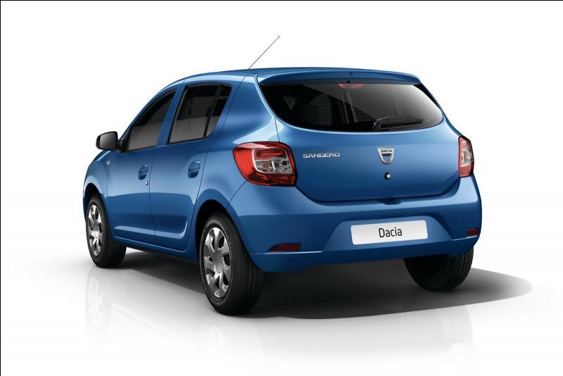 Par quelle marque Dacia a-t-il été racheté ?
