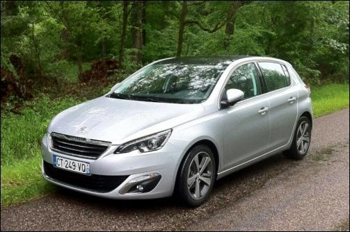 Quizz sur les voitures Peugeot