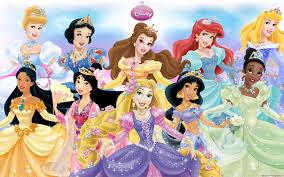 Les princesses chez Disney