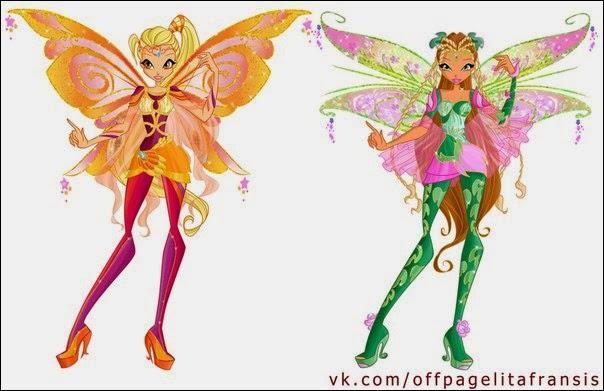 Qui sont ces 2 fées ?