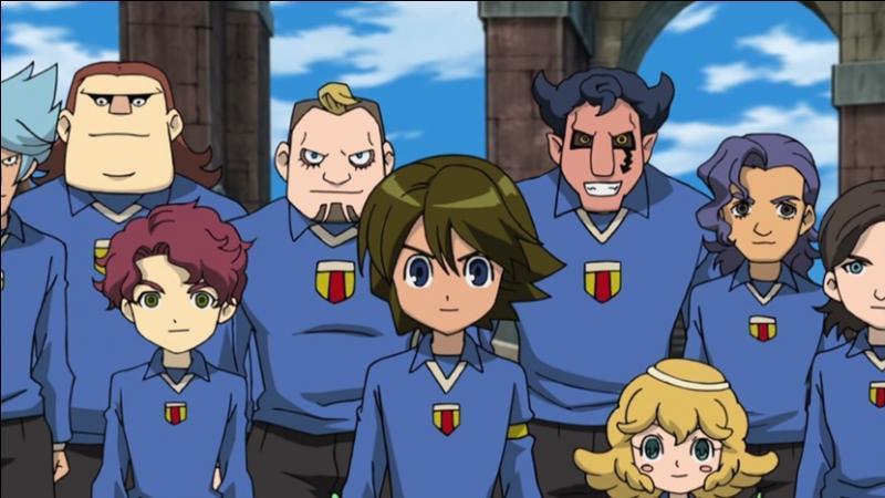 Inazuma Eleven : les équipes du FFI