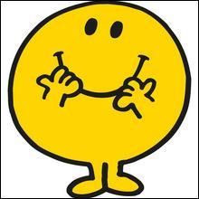 J'habite au pays du Sourire où tout le monde sourit sauf monsieur Malheureux. Je lui ai appris à relever les coins de sa bouche ! Il a rit ! D'abord tout bas, puis un peu plus fort, puis très fort ! J'en suis content ! Qui suis-je ?