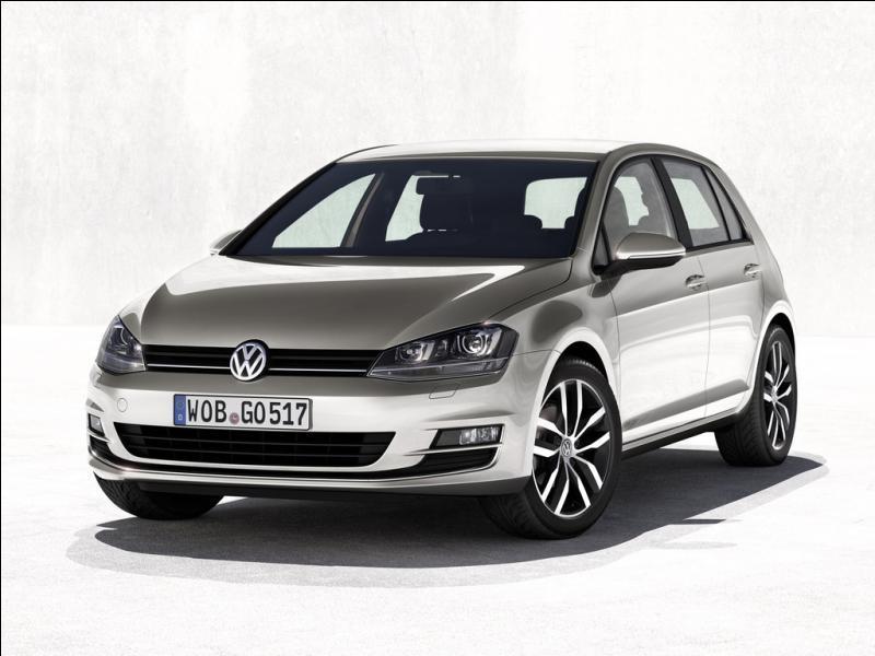 L'histoire de la Volkswagen Golf