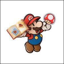 Quel est le genre de Paper Mario : Sticker Star ?