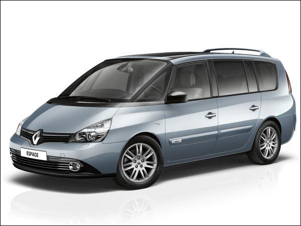 Quelle est la génération de ce Renault Espace ?