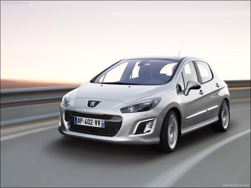 Quel est le nom et la date de sortie de cette Peugeot ?