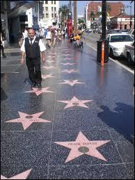 A-t-elle une étoile sur Hollywood Boulevard ?