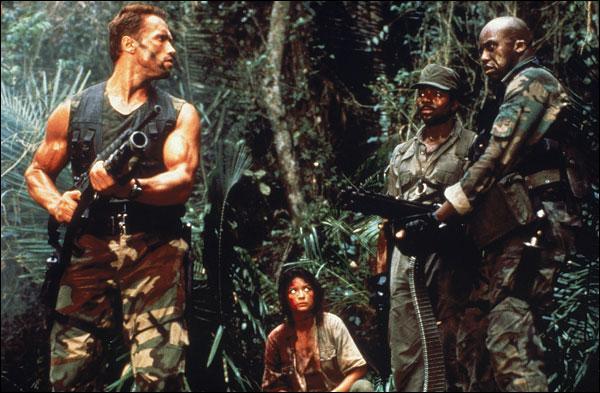 Ah, les mystères de la jungle, on croit tomber sur des guerilleros, et puis paf ...