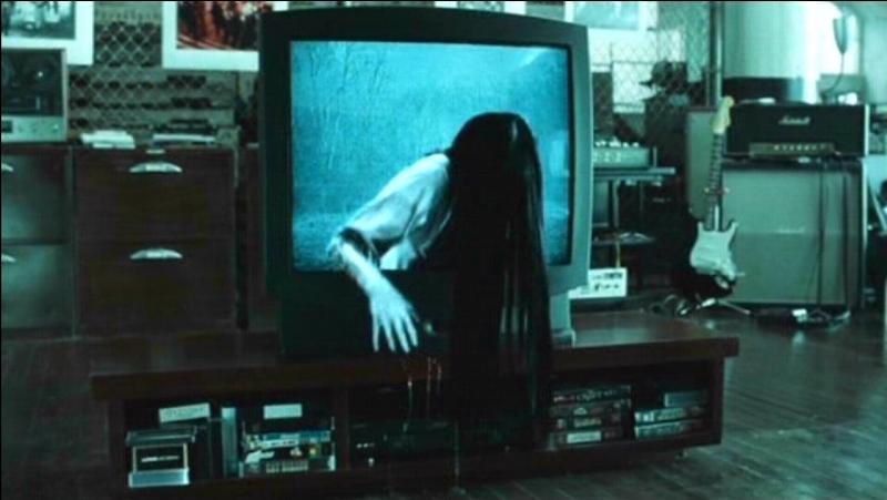 Si si, elle sort de la télé, ça surprend hein ?