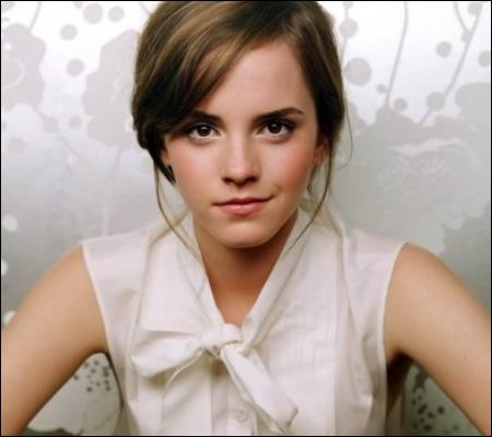Lors des tournages des premiers films Harry Potter, Emma Watson avoue avoir eu un faible pour :