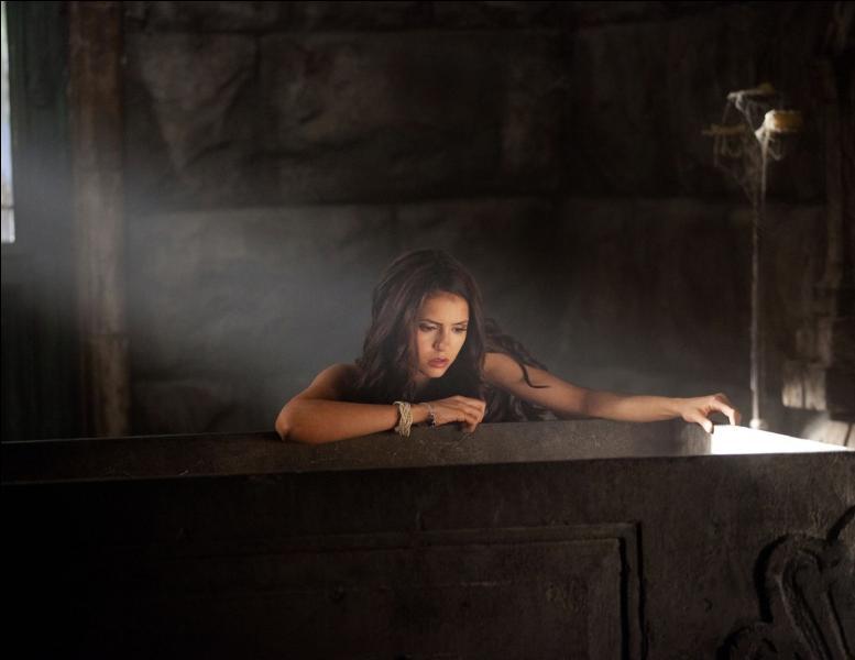 Est-ce Elena ou Katherine ?