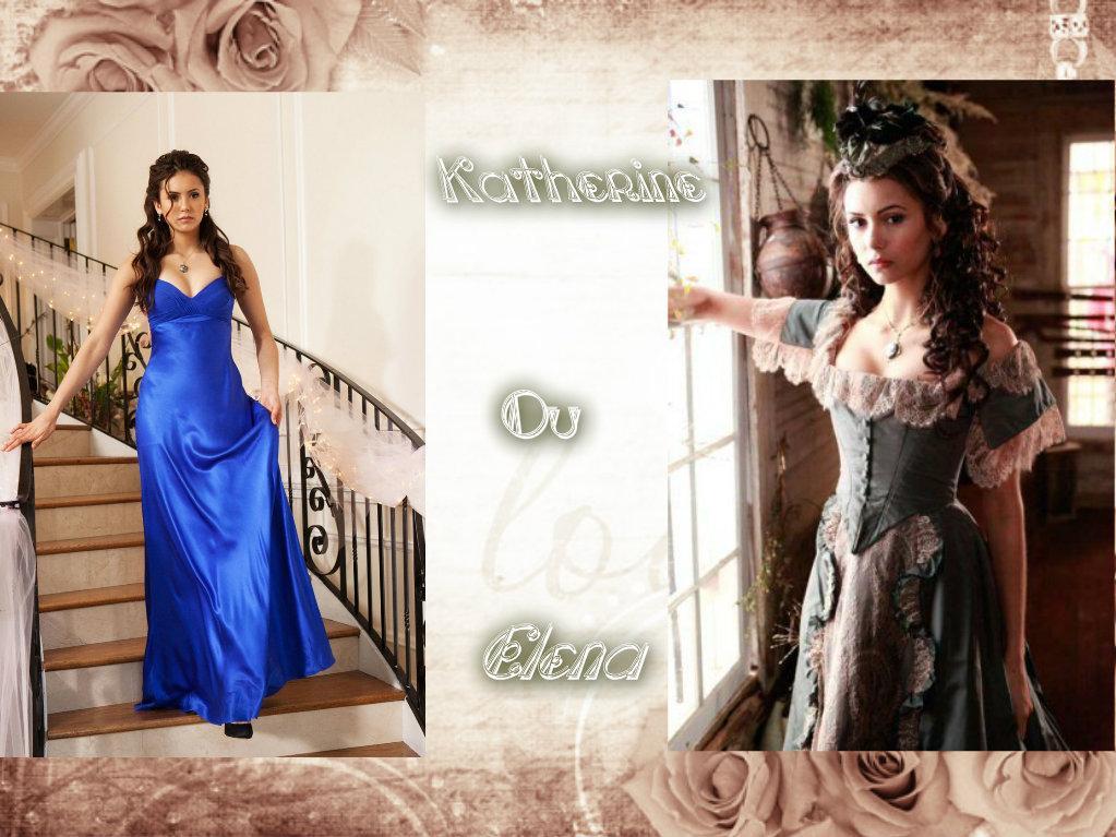 Vampire Diaries ; Katherine ou Elena