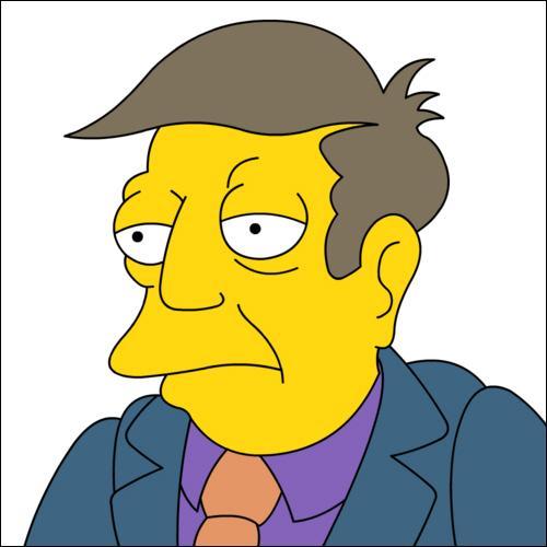 C'est le proviseur Skinner, mais quelle est sa véritable identité ?