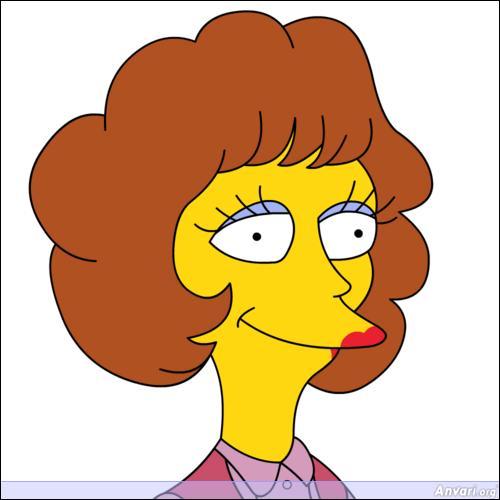 Ned Flanders découvre un livre écrit par Maude, sa femme, dans lequel figure un projet. Quel était son projet ?